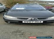 2007 RENAULT LAGUNA DYNAMIQUE BLACK ESTATE for Sale