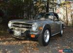 1976 Triumph TR-6 for Sale