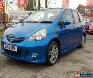 Classic 2008 Honda Jazz 1.4 i-DSI Sport CVT-7 5dr for Sale