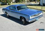 Classic 1972 Plymouth Duster for Sale