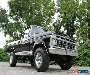 Classic 1973 Ford F-100 Ranger XLT for Sale