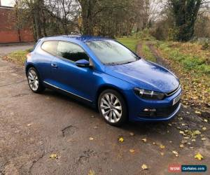 Classic Vw scirocco 2.0 tsi 2010 damaged repairable salvage for Sale