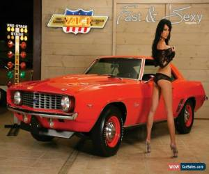 Classic 1969 Chevrolet Camaro ZL-1 for Sale