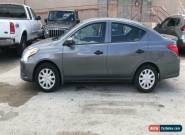 2016 Nissan Versa S for Sale
