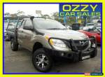 2015 Mazda BT-50 MY13 XT (4x4) Gold Automatic 6sp A Freestyle C/Chas for Sale