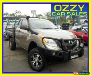 Classic 2015 Mazda BT-50 MY13 XT (4x4) Gold Automatic 6sp A Freestyle C/Chas for Sale