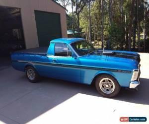 Classic Ford falcon Xy ute for Sale