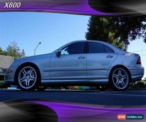 Classic 2005 Mercedes-Benz C-Class C 55 AMG for Sale