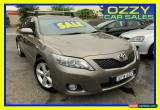 Classic 2010 Toyota Camry ACV40R 09 Upgrade Touring SE Grey Automatic 5sp A Sedan for Sale