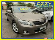 2010 Toyota Camry ACV40R 09 Upgrade Touring SE Grey Automatic 5sp A Sedan for Sale
