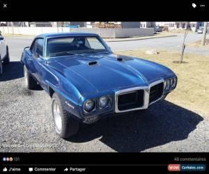 Classic 1969 Pontiac Firebird for Sale