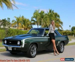 Classic 1969 Chevrolet Camaro GM for Sale