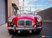 1962 MG MGA for Sale