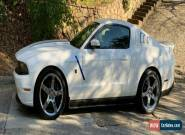 2012 Ford Mustang Fastback GT Premium for Sale