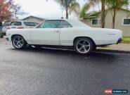 1966 Chevrolet Chevelle Supersport for Sale