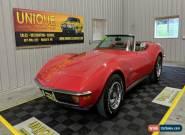 1972 Chevrolet Corvette Convertible for Sale