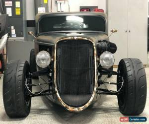 Classic 1933 Ford Hot Rod for Sale