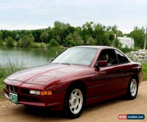 Classic 1991 BMW 8-Series for Sale