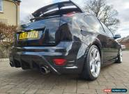 ***FORD FOCUS ST/RS 2008 MSD400BHP MONSTER. LOW MILES. NO RESERVE *** for Sale