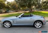 Classic 2005 Chrysler Crossfire CONVERTIBLE LIMITED for Sale