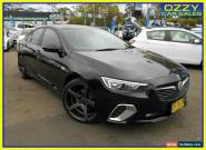 2018 Holden Commodore ZB RS Black Automatic 9sp A Liftback for Sale
