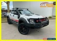 2012 Ford Ranger PX XL Utility Double Cab 4dr Spts Auto 6sp, 4x4 1114kg 3.2DT A for Sale