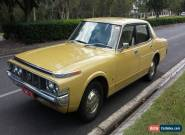 Toyota Crown SE (1974) 4D Sedan Automatic (2.6L - Carb) Seats for Sale