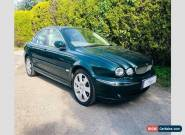 2003 Jaguar X Type 2.0 V6 4dr Saloon Petrol Manual for Sale