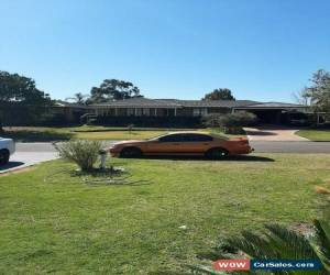Classic ba xr8 for Sale