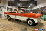 Classic 1969 Ford F-250 Custom Cab Explorer for Sale