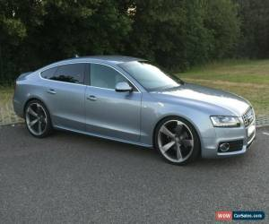 Classic 2012 Audi A5 Sportback 2.0 TDI S Line, RS5 alloys, S5 grille, Modified, Remapped for Sale