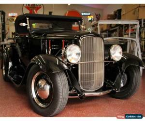 Classic 1930 Ford Model A Roadster Pick-up for Sale