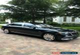 Classic 2019 Mercedes-Benz S-Class Maybach S 650 for Sale