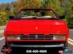 1986 Ferrari Mondial Mondial 3.2 Cabriolet for Sale