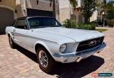 Classic 1967 Ford Mustang Coupe A Code for Sale