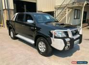 2006 Toyota Hilux KUN26R SR5 Black Manual M Utility for Sale