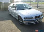 1999 BMW 323I SE SILVER SALOON 2.5L  170  BHP for Sale