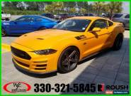 2018 Ford Mustang GT Premium Saleen 302 Yellow Label for Sale