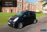 Classic 2006 NISSAN NOTE HIGH SPEC 1.6 PETROL MANUAL NEW  1 YEAR MOT. HPI CLEAR for Sale