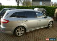Ford Mondeo Titanium X Sport Nav Powershift Spares or Repairs for Sale