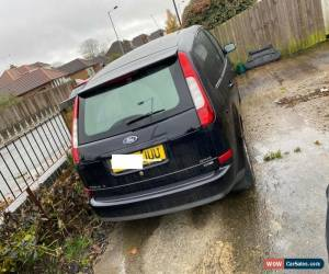 Classic Ford Focus c-max 2004 1.6 tdci Ghia for Sale