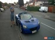 2002 VAUXHALL VX 220 BLUE 2.2 NA with Upgrades for Sale