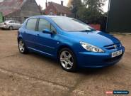 Peugeot 307 2.0 HDI 110 Turbo Diesel for Sale