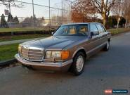 1991 Mercedes-Benz 400-Series for Sale