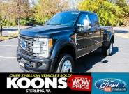 2019 Ford F-450 Platinum Diesel DRW for Sale