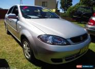 2007 HOLDEN VIVA 5D HATCH, AUTOMATIC, LOW KM'S, SELLING AS TRADED, NO RESERVE! for Sale