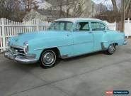 1954 Chrysler New Yorker for Sale
