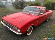 1961 Ford Ranchero for Sale