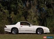 1986 Chevrolet Camaro 2 Dr Hatchback for Sale