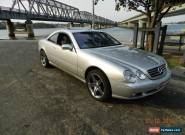 Mercedes-benz CL500 (2000) 2D Coupe Automatic (5L - Multi Point F/INJ) 4 Seats for Sale